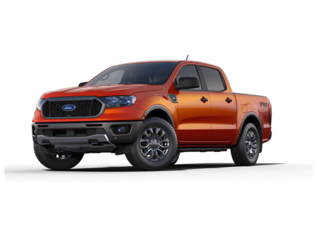 2019 Ford Ranger XLT Truck for sale in Detroit at Bob Maxey Ford Inc.